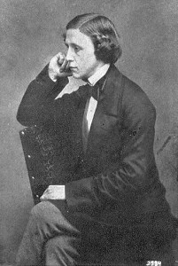 Lewis Carroll: Self Photo