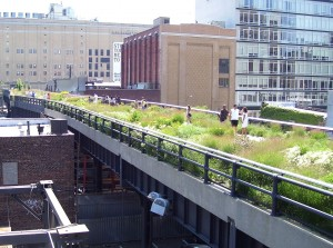 The High Line--20th Street