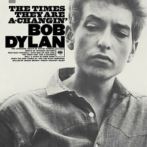 """Bob Dylan - The Times They Are a-Changin'"" by Source. Licensed under Fair use via Wikipedia - http://en.wikipedia.org/wiki/File:Bob_Dylan_-_The_Times_They_Are_a-Changin%27.jpg#mediaviewer/File:Bob_Dylan_-_The_Times_They_Are_a-Changin%27.jpg"