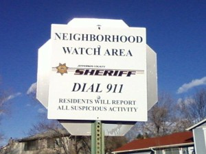 """NWAJeffcoSheriffSign"" by Xnatedawgx - Own work. Licensed under CC BY-SA 3.0 via Commons - https://commons.wikimedia.org/wiki/File:NWAJeffcoSheriffSign.JPG#/media/File:NWAJeffcoSheriffSign.JPG"