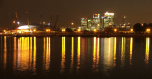 London Dockyards